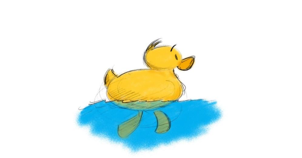 Duck Concept Art