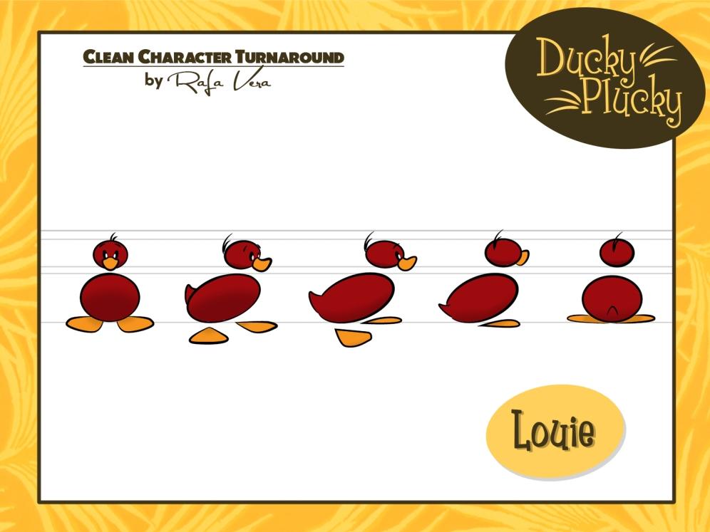Ducky Plucky